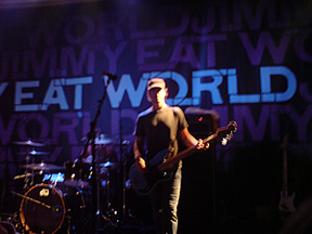 Jimmy Eat World - Clubshow in Köln, Bild 2