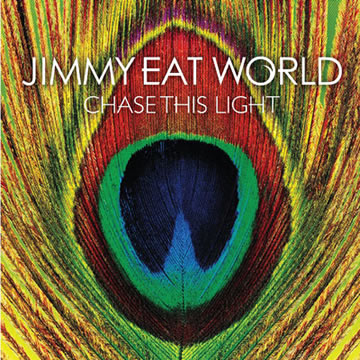Jimmy Eat World - Chase This Light - Cover