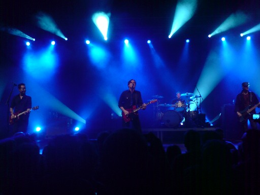 Jimmy Eat World - Bielefeld Foto 2
