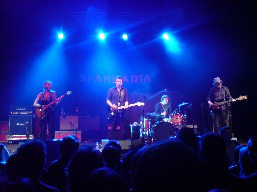 Jimmy Eat World - Bielefeld Foto Sparkadia